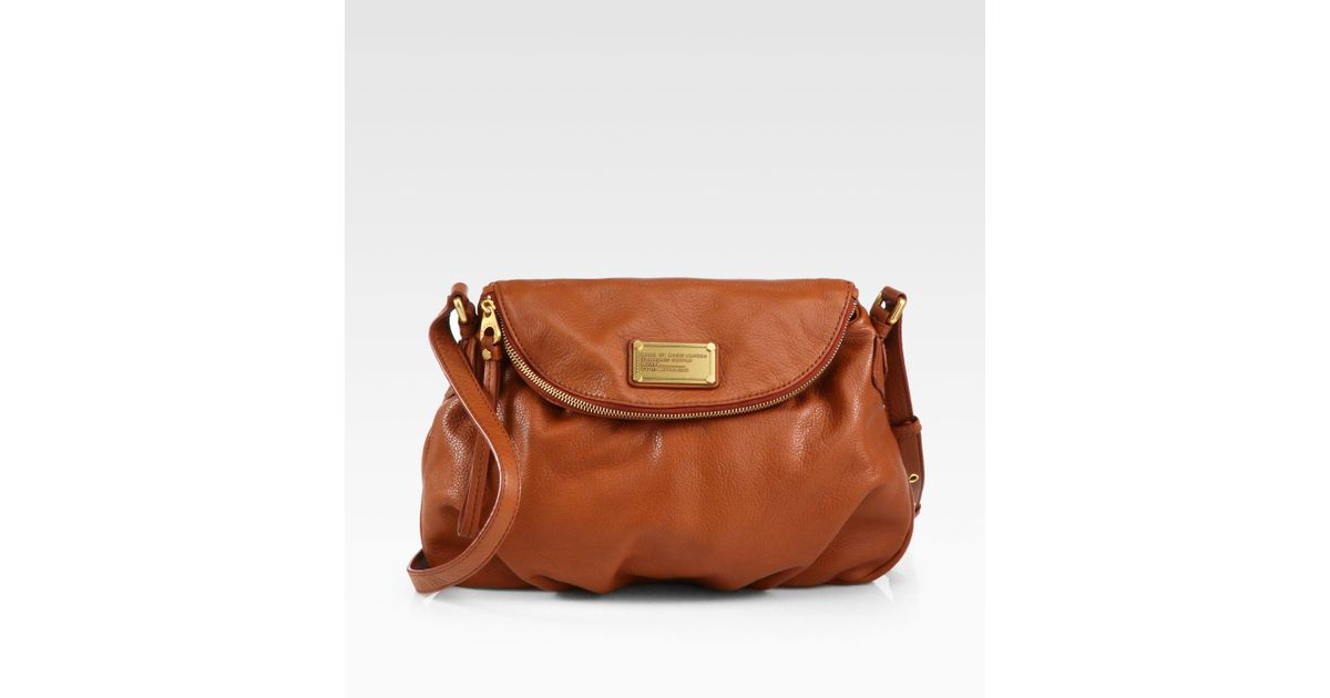 49a9ef7d28fe Lyst - Marc By Marc Jacobs Classic Q Natasha Bag in Brown