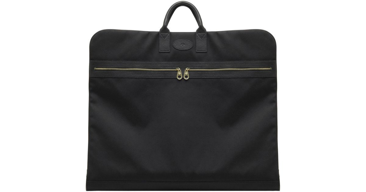 316dbcce6 Mulberry Henry Suit Carrier in Black for Men - Lyst