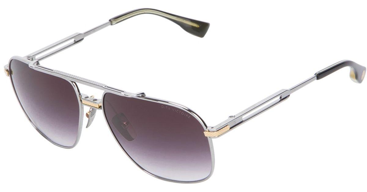655d44852e8 Lyst dita eyewear victoire sunglasses in black for men jpg 1200x630 Dita  victoire sunglasses