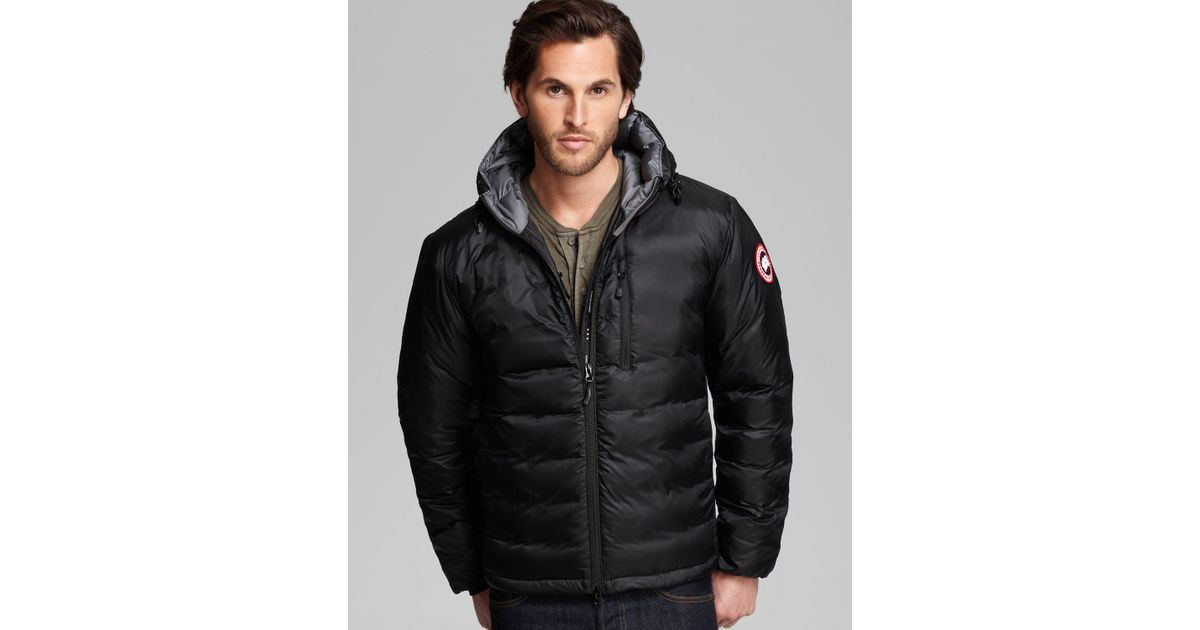 Canada Goose' men's lodge down hoody