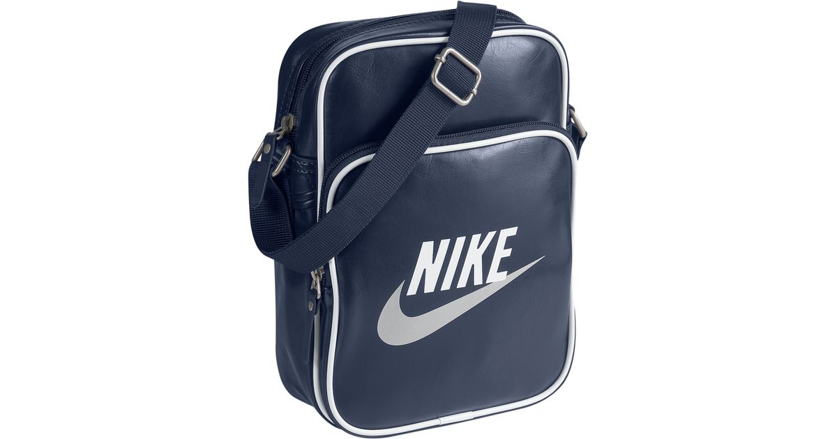 55c15a1d5f Nike Heritage Ii Small Items Bag in Blue for Men - Lyst