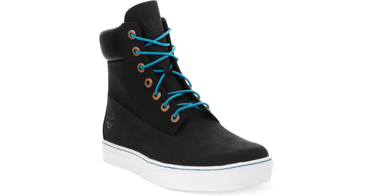 ceeacb43ec7fc Lyst - Timberland Newmarket 20 Cupsole 6 Boots in Blue for Men