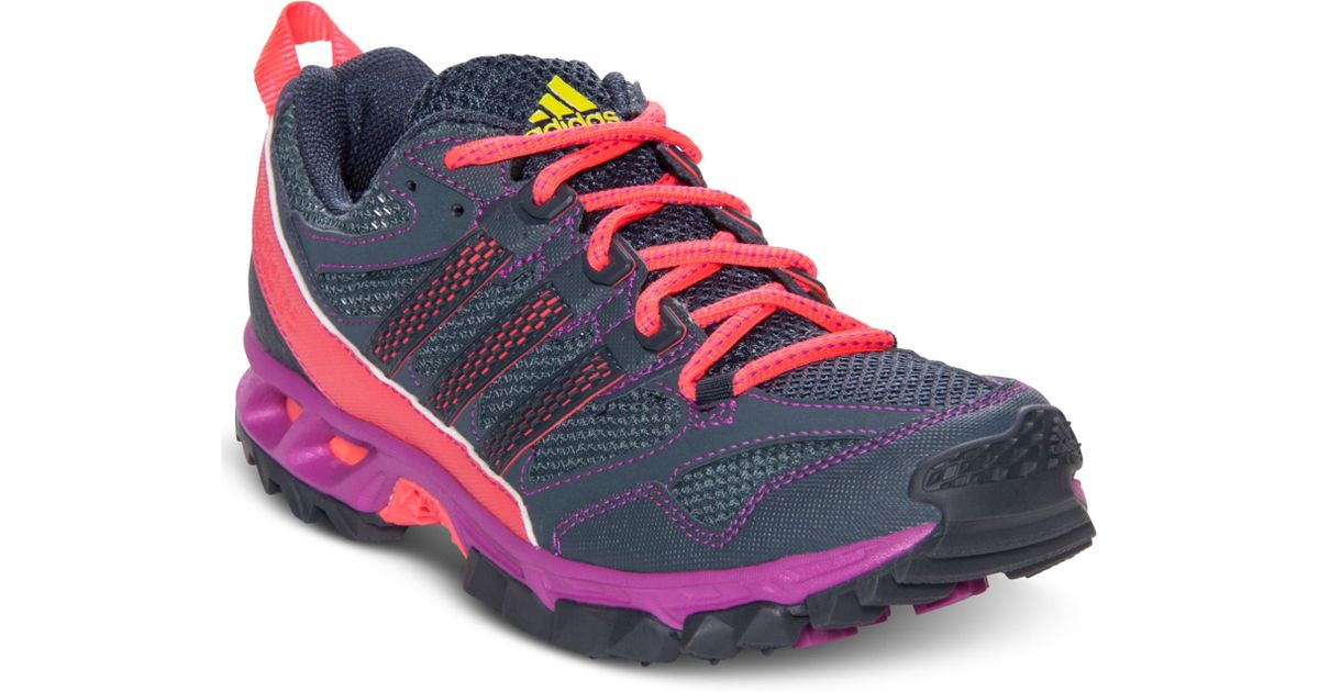 Adidas Multicolor Kanadia 5 Trail Running Sneakers Lyst