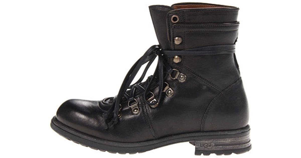 black ugg boots for men