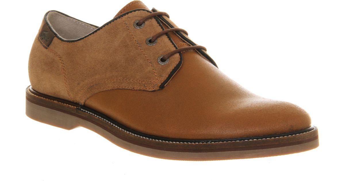4024f300bfeacb Lyst - Lacoste Sherbrooke Low in Brown for Men