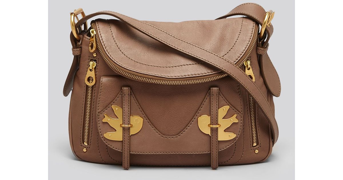 fa420bce9e3f Lyst - Marc By Marc Jacobs Petal To The Metal Natasha Crossbody in Red