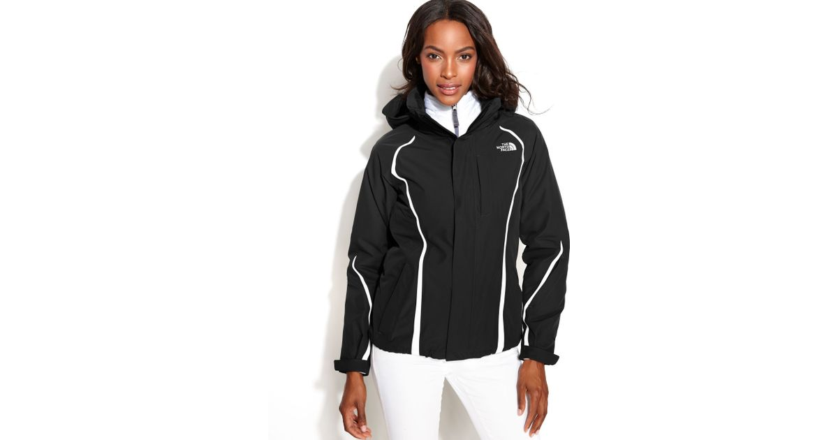 d97850930c6d Lyst - The North Face Kira Triclimate Ski Jacket in Black