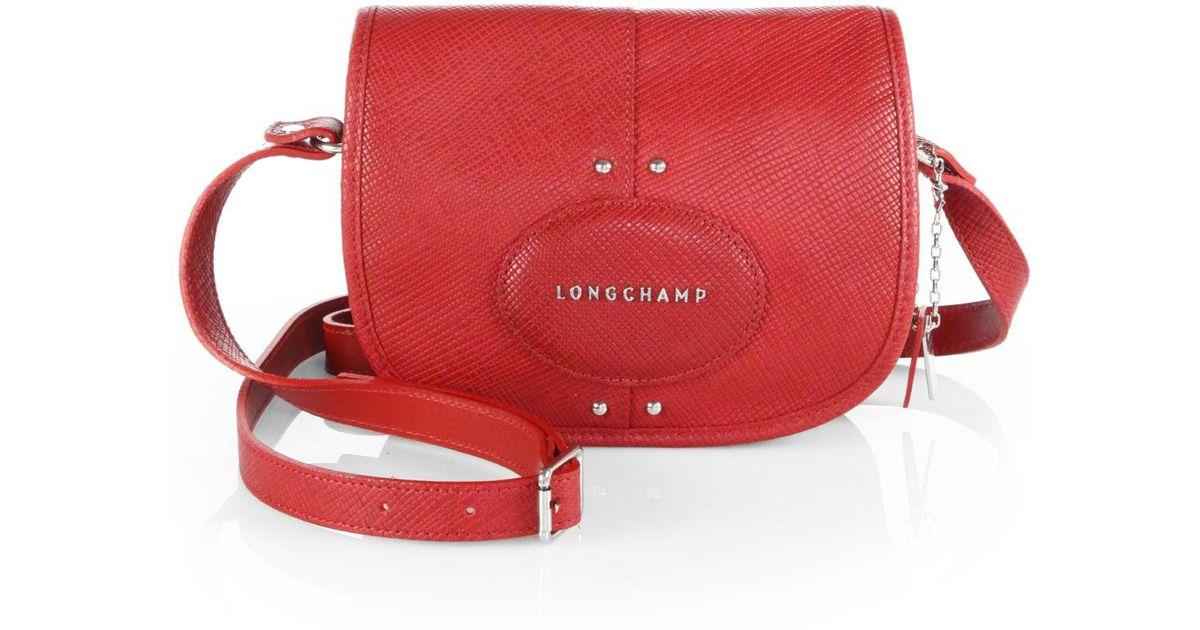 Longchamp Quadri Messenger Bag