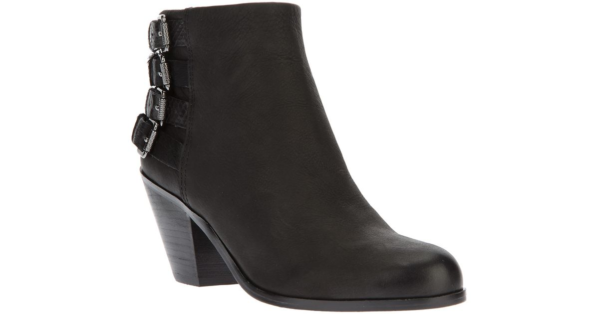 ce89fe6cc Lyst - Sam Edelman Lucca Ankle Boot in Black