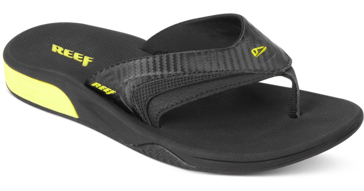 1f3df5f6074 Lyst - Reef Phantom Player Sandals in Yellow for Men