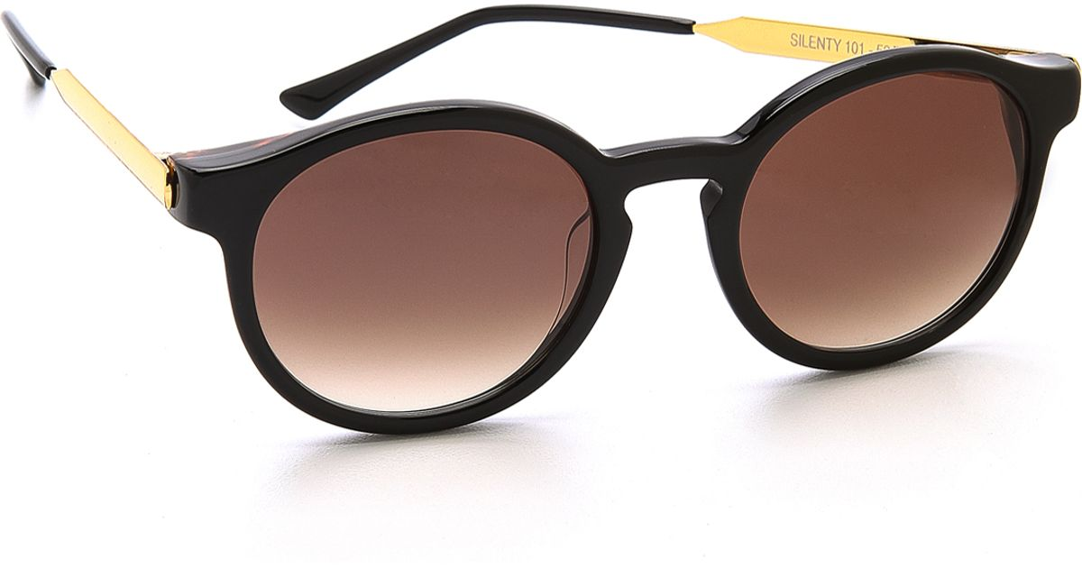 a1b54950e50 Lyst - Thierry Lasry Sunglasses in Black for Men