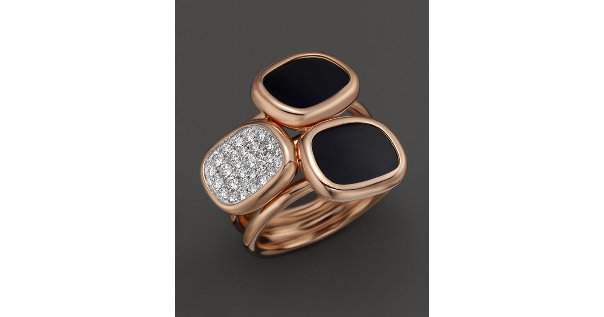 roberto with ring black rose diamonds coin s rings agate gold jade and product