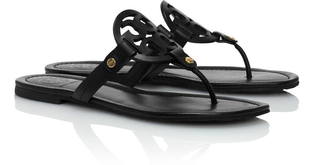 fda907d30ec4 Lyst - Tory Burch Miller Sandal