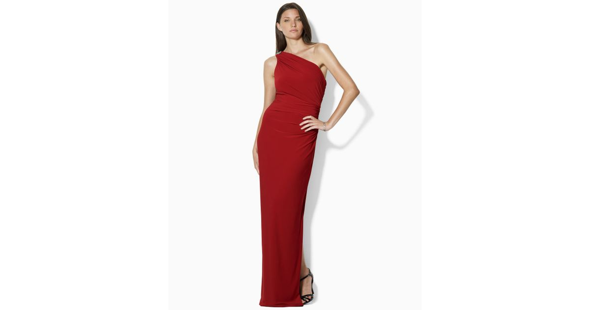 Lyst - Lauren By Ralph Lauren Lauren By Ralph Lauren Dress One ...