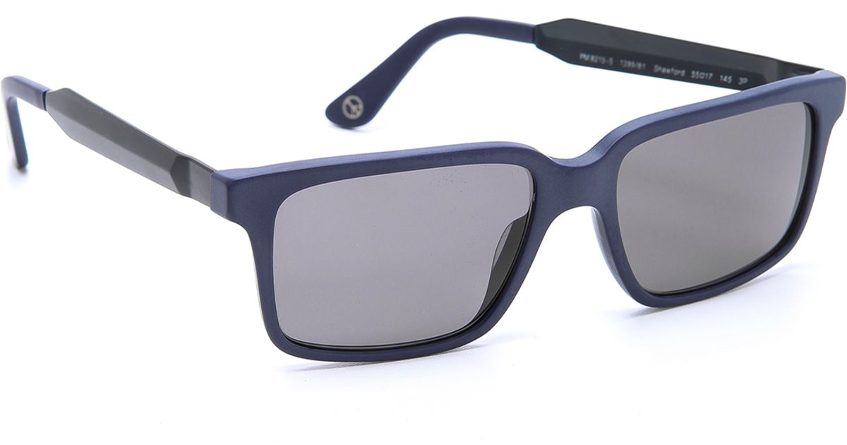 ee2e5ce0fbab6 Lyst - Paul Smith Shawford Polarized Sunglasses in Gray for Men