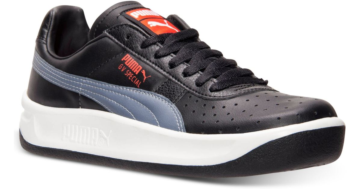6b6c2e174b8 Lyst - PUMA Mens The Gv Special Casual Sneakers From Finish Line in Black  for Men