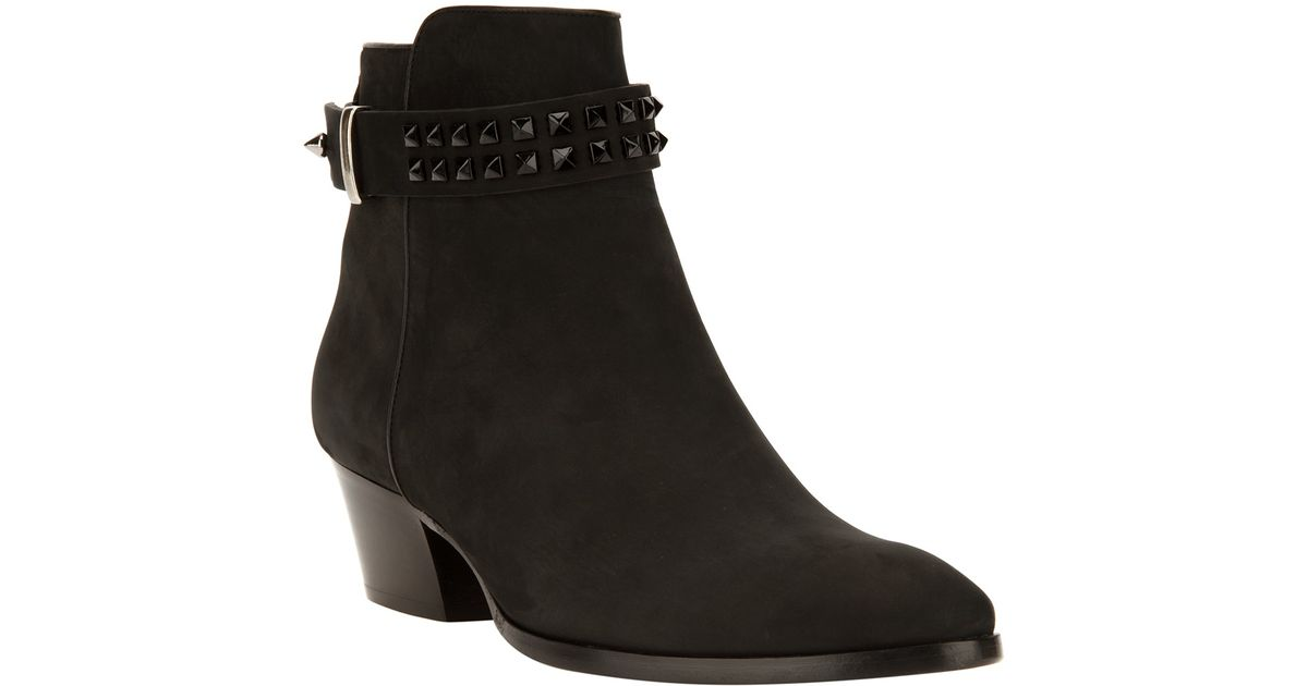 BARBARA BUI Heeled ankle boots