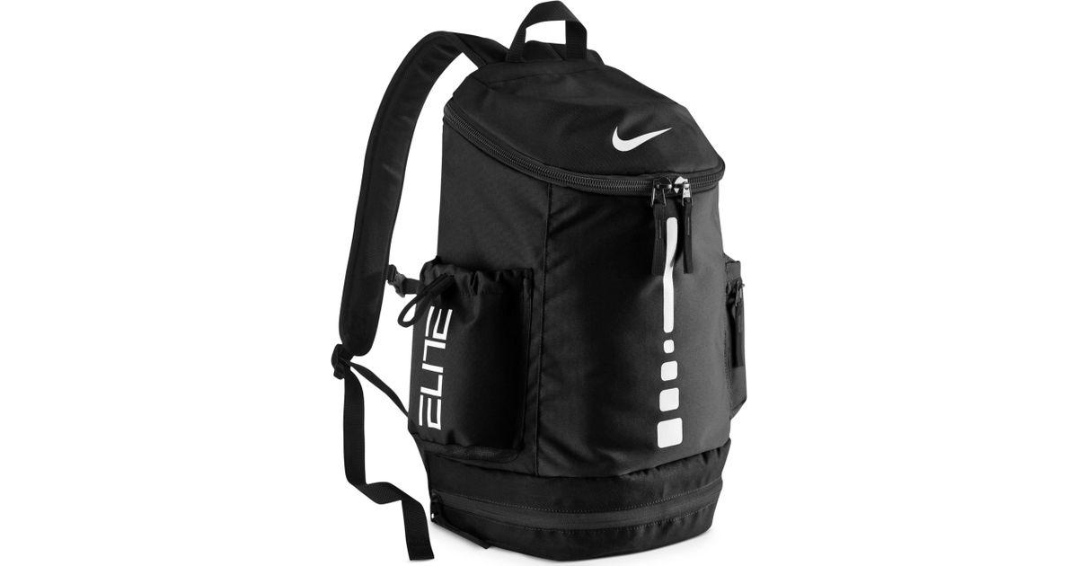b018d2f11e Lyst - Nike Hoops Elite Team Backpack in Black for Men