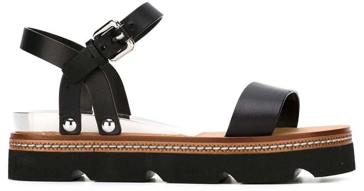 Casadei Crystal embellished sandals WEItQHbq84