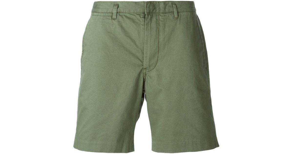 bdbe94fa81757 Marc By Marc Jacobs Chino Shorts in Green for Men - Lyst