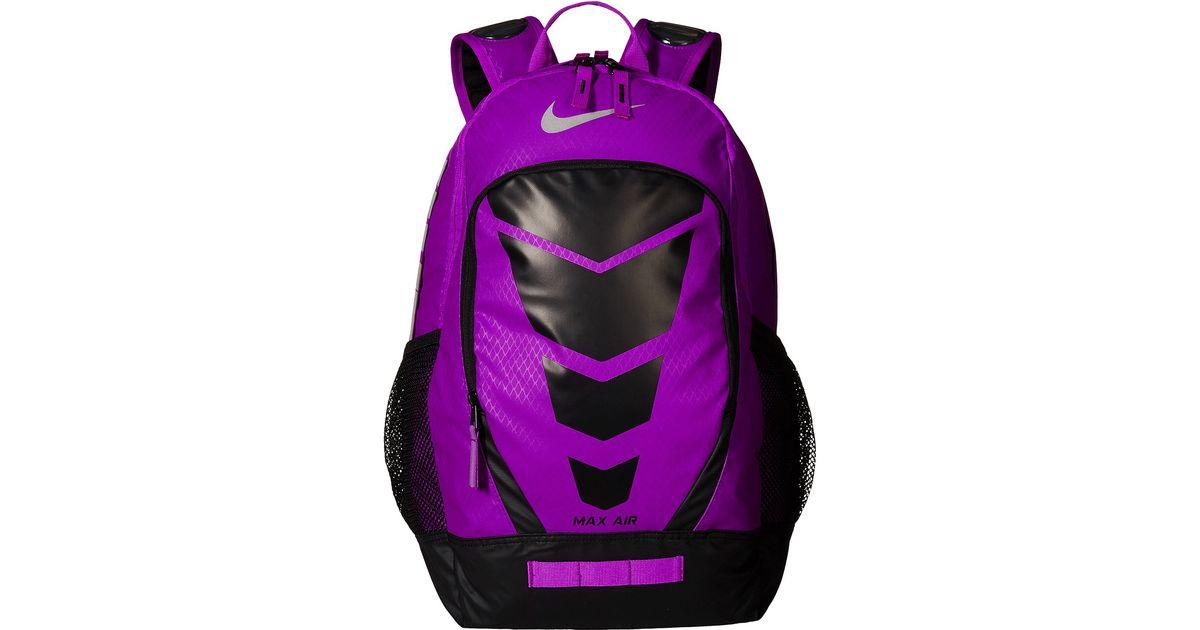 Lyst - Nike Max Air Vapor Backpack in Purple