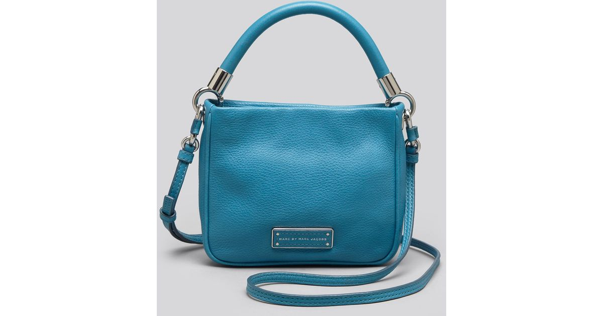 753742b36fc3 Lyst - Marc By Marc Jacobs Crossbody - Too Hot To Handle Hoctor Mini Bag in  Blue