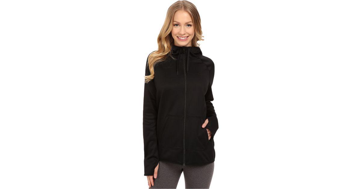 All black nike hoodie