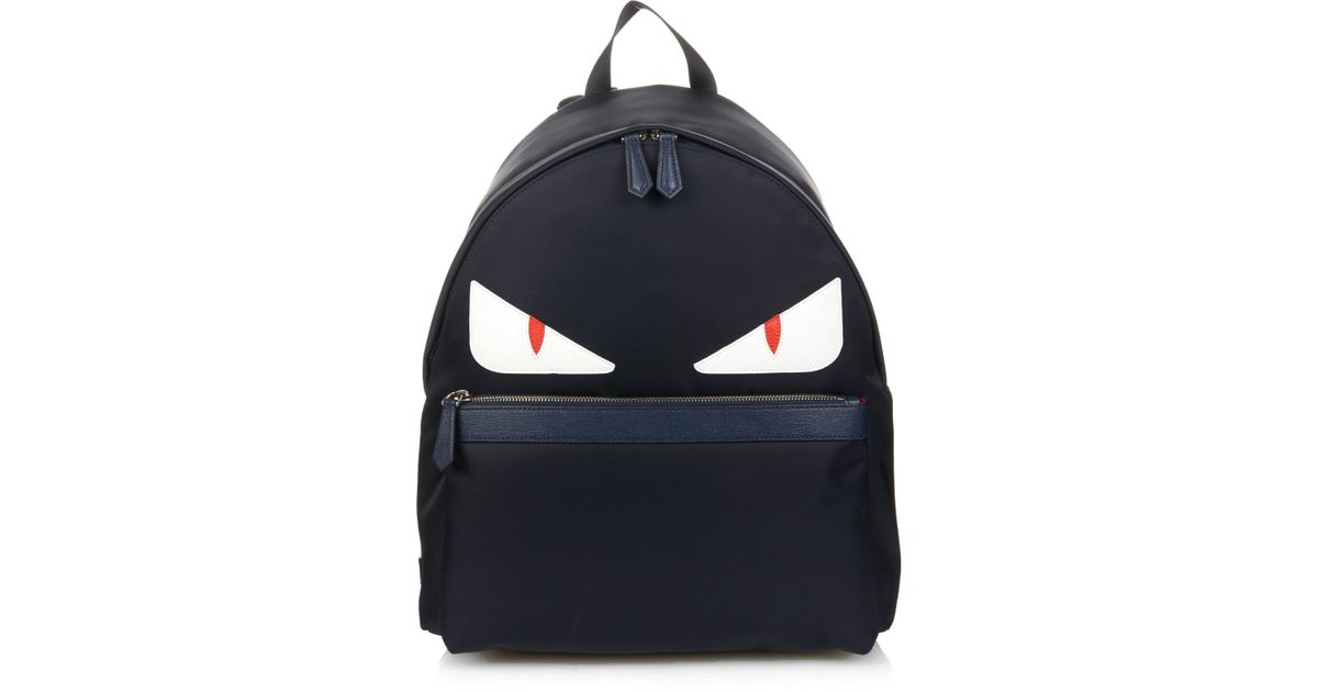 485780345b15 Fendi Eyes Backpack