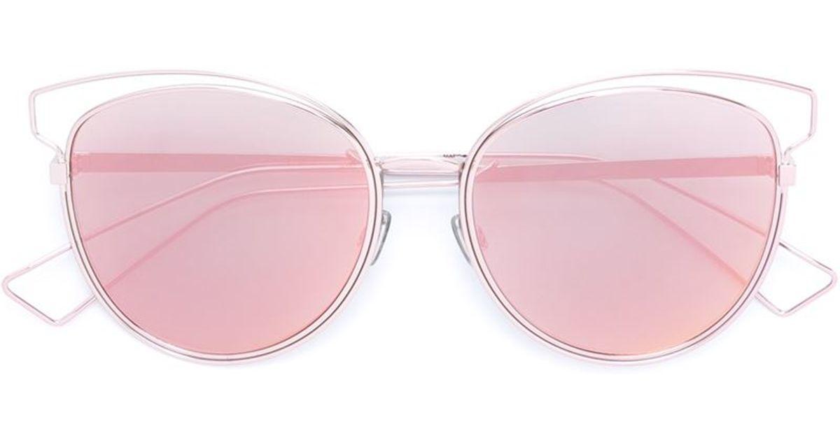 7e4bcf42ca5 Lyst - Dior  sideral 2  Sunglasses in Pink