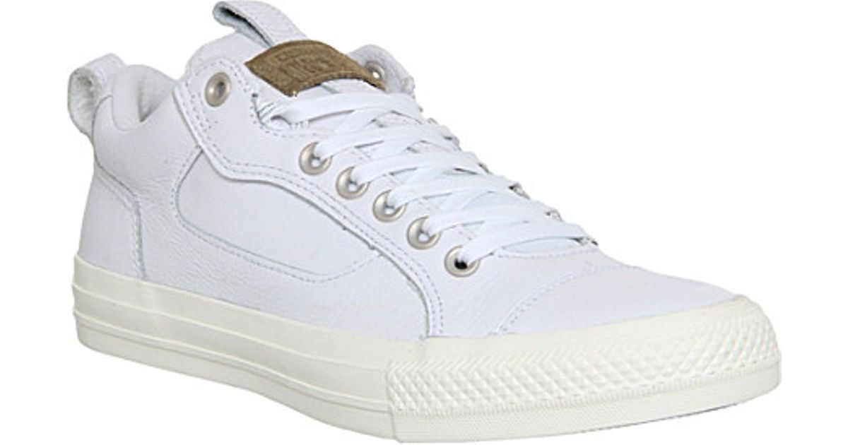 Converse Chuck Taylor All Star Asylum Ox Trainers - For Men in White for Men  - Lyst 32058aa1b