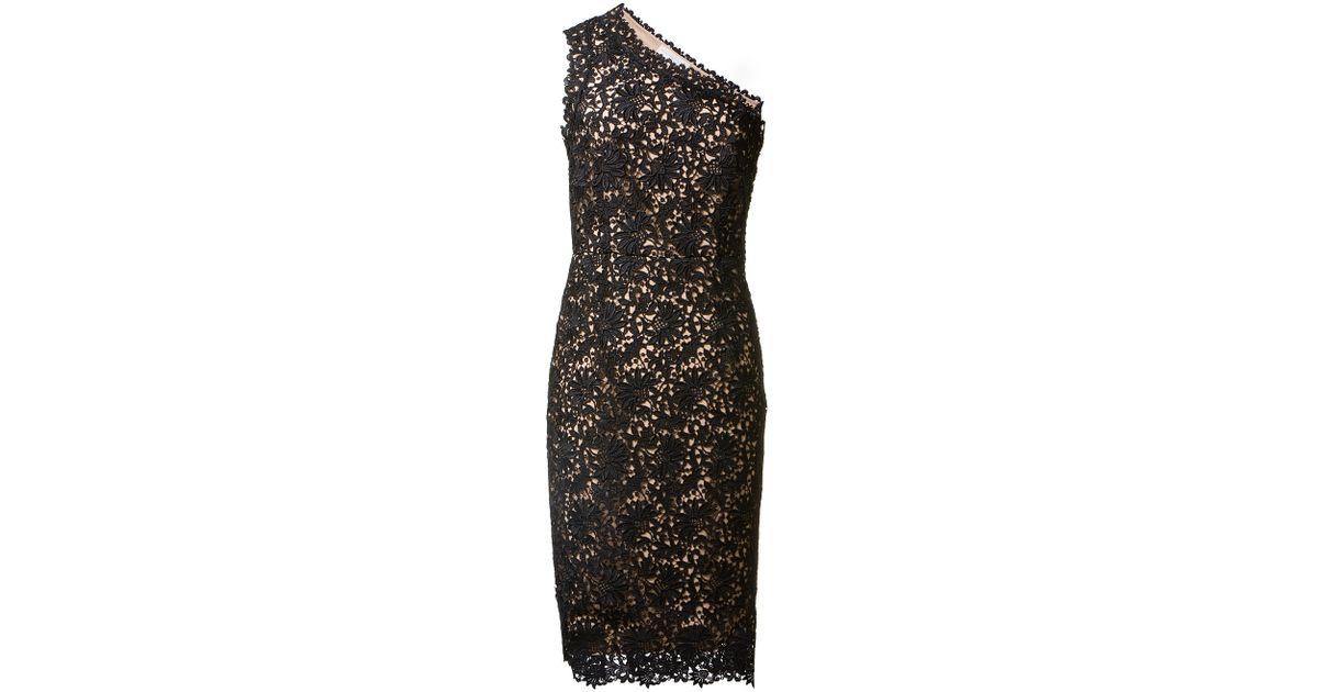 Lyst Stella Mccartney Macram Lace Dress In Black