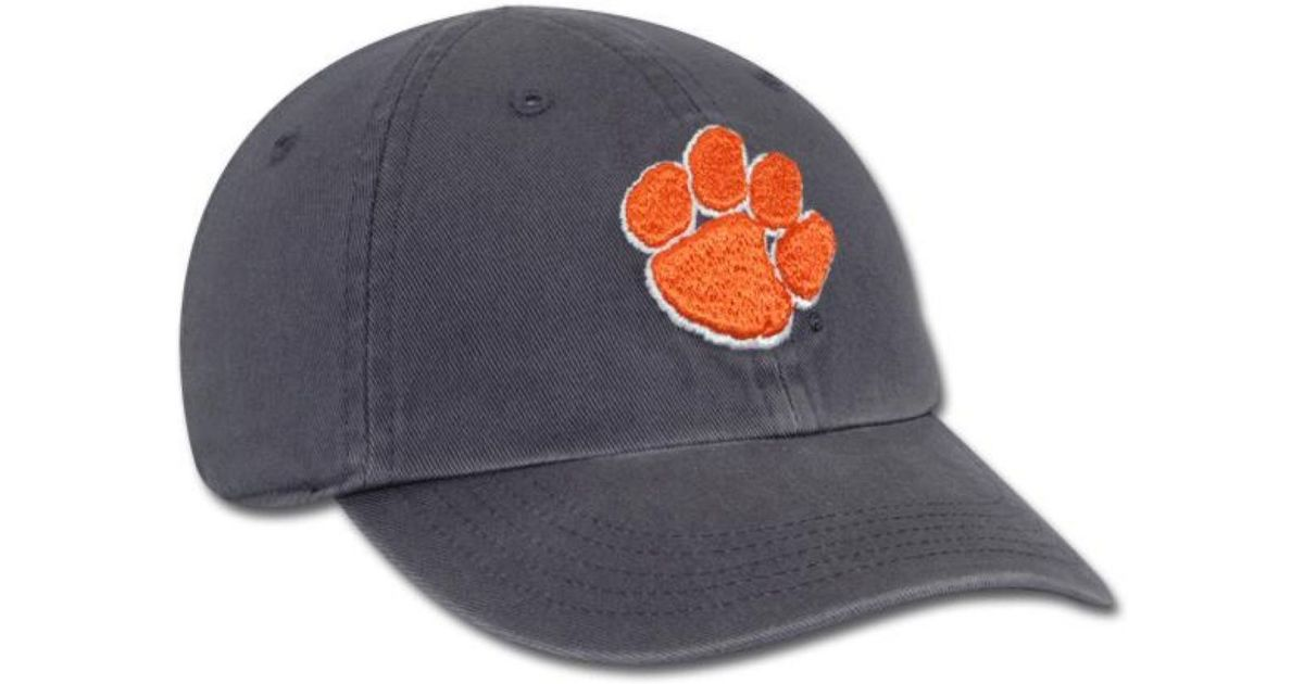 new products 115b0 333b2 47 Brand Kids  Clemson Tigers Clean Up Cap in Blue for Men - Lyst