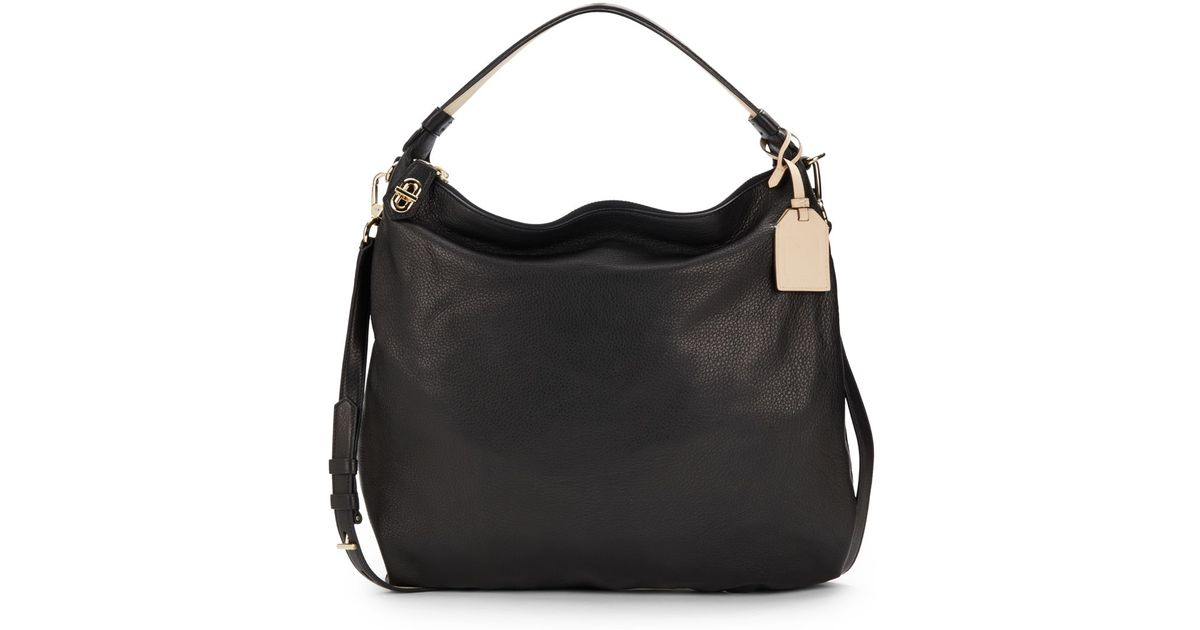 39433c9c52ac Lyst - Reed Krakoff Rdk Hobo in Black