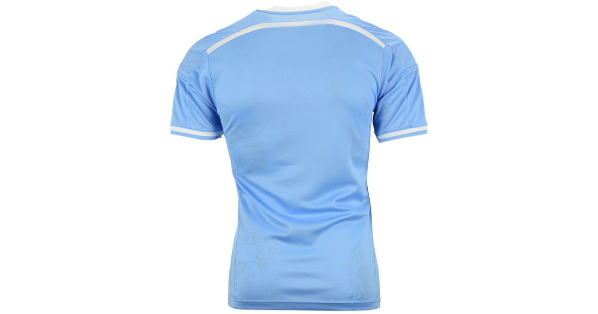 2897c249a0 Nike - Blue Adidas Men's New York City Fc Authentic Jersey for Men - Lyst