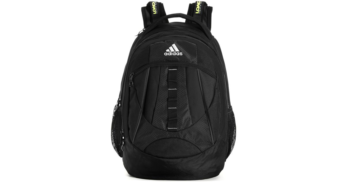 Lyst - adidas Hickory Backpack in Black for Men 90d045ef16