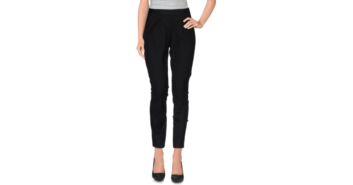 10 Crosby Derek Lam Casual Pants In Black