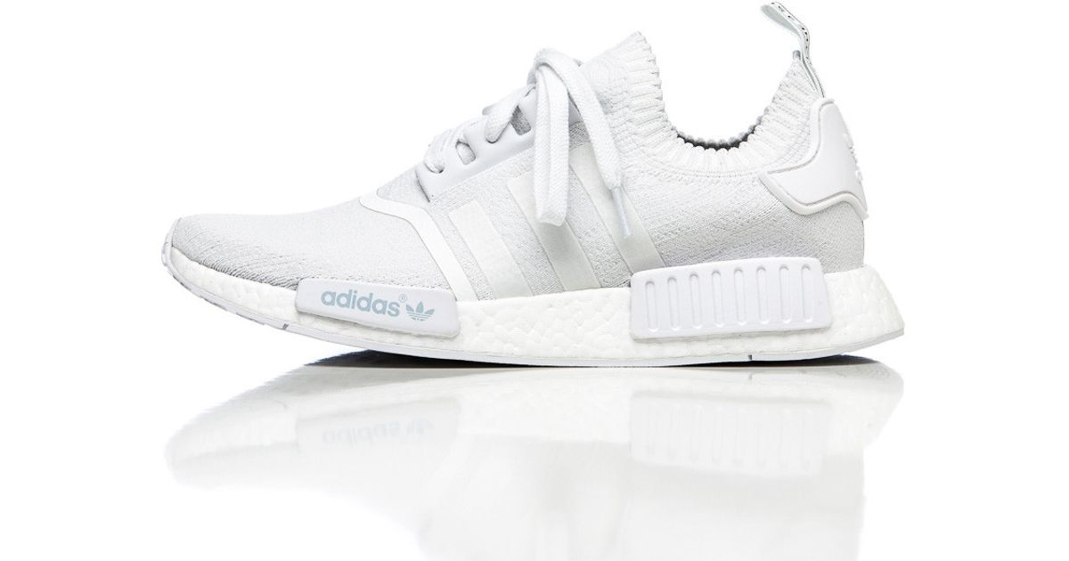 Adidas NMD r1 Cream woman talc off white (#1113186) from David at