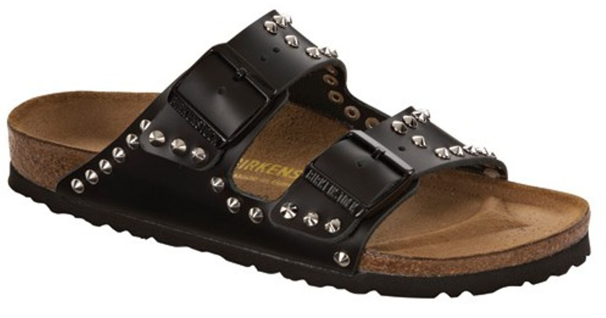 birkenstock arizona black cone softy