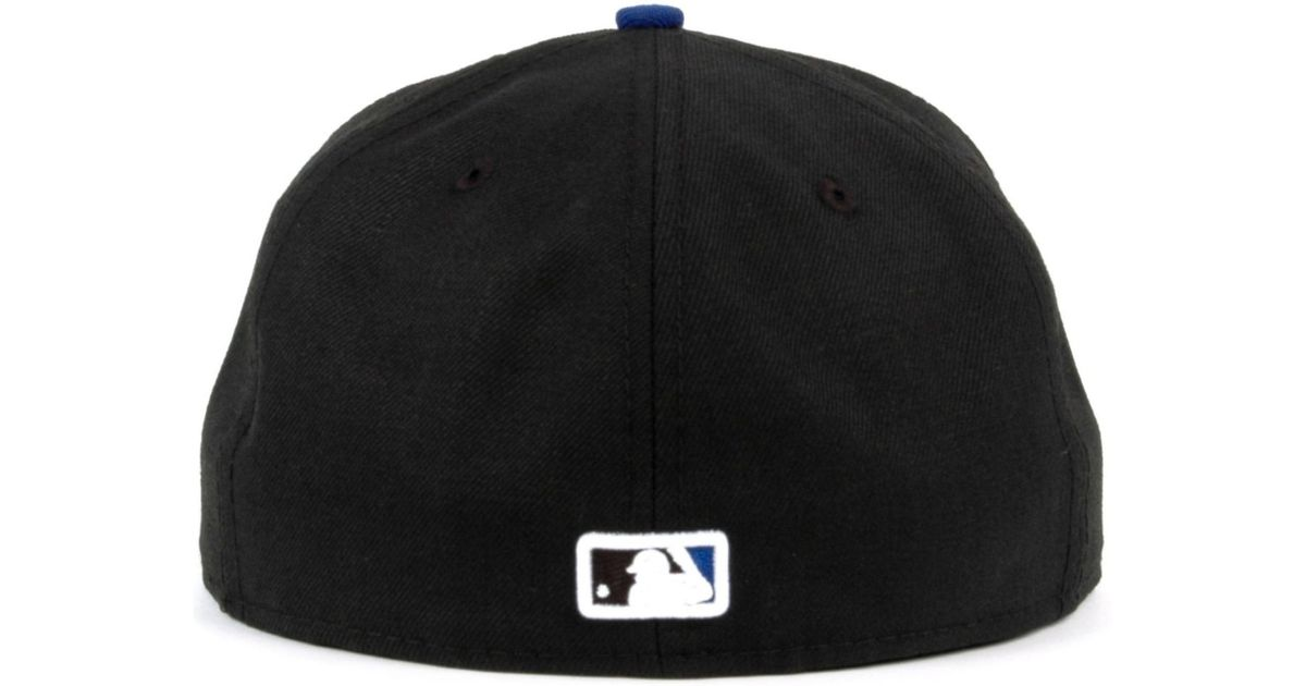 info for 00498 08025 ... amazon lyst ktz kansas city royals mlb cooperstown 59fifty cap in blue  for men 4d571 07f3a