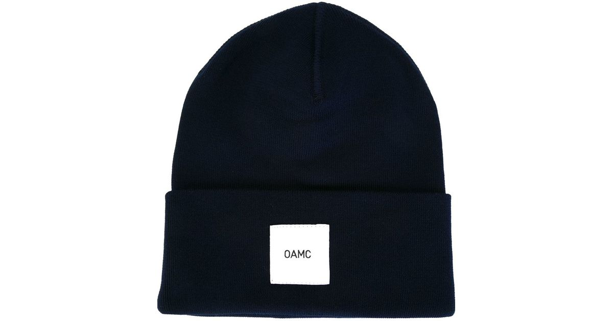 Black Logo Beanie OAMC 3qn2bK6f