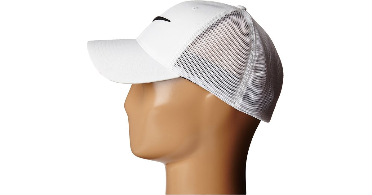 Lyst - Nike Legacy 91 Tour Mesh Cap in White for Men 3601c41f0f0