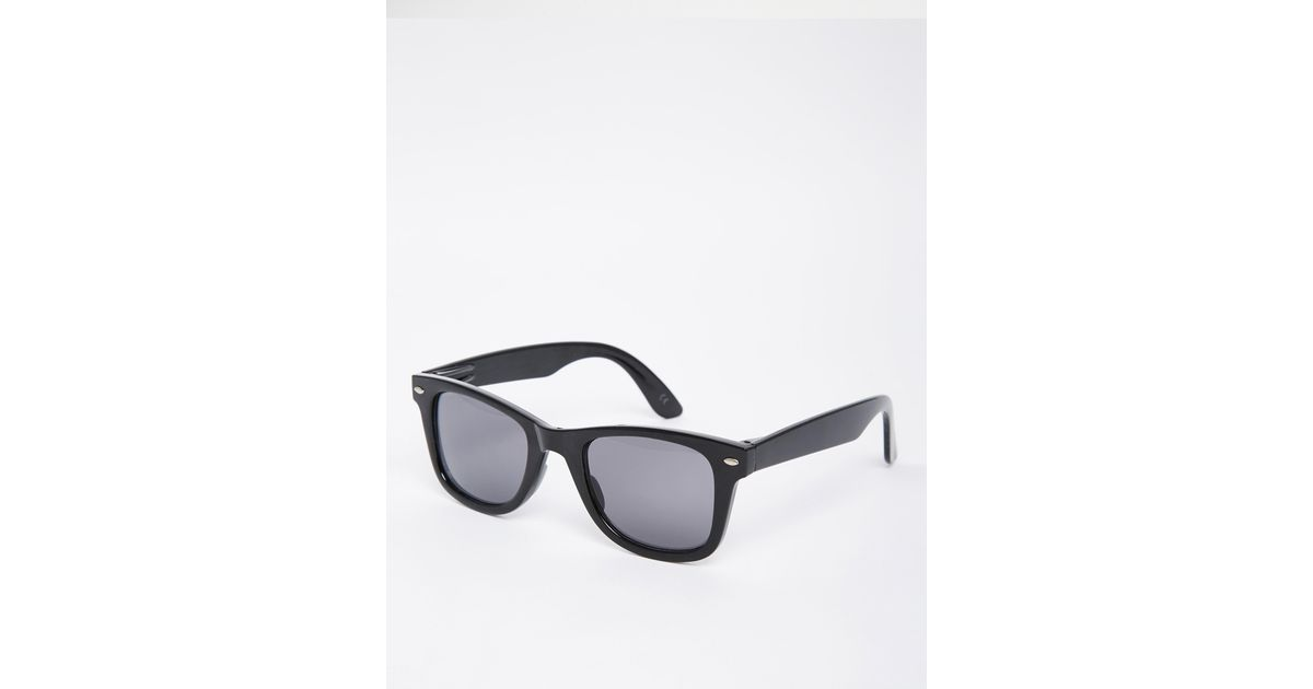 Asos Square Sunglasses With Three Interchangeable Arms in ...
