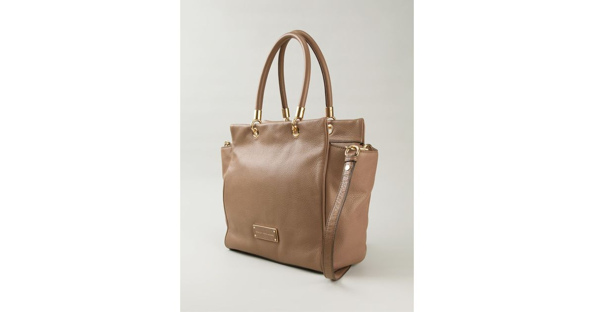 81c2cda1d54d Lyst - Marc By Marc Jacobs  Too Hot To Handle Bentley  Tote in Brown
