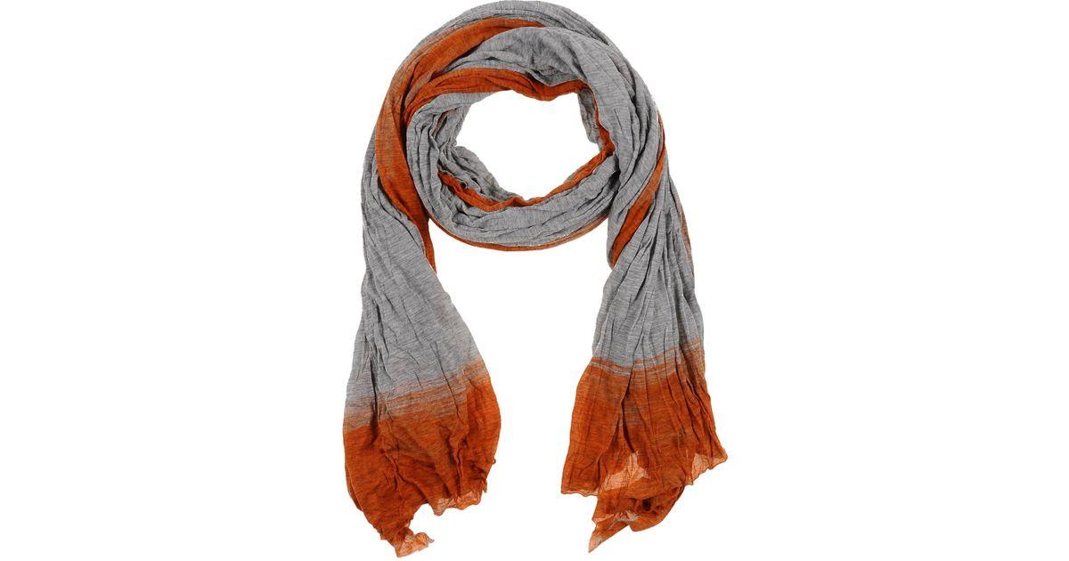 ACCESSORIES - Oblong scarves Camerucci VnpAKD1dwe