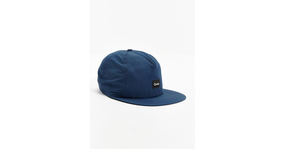 Lyst - Barney Cools B. Cool Snapback Hat in Blue for Men 8e88bd45d670