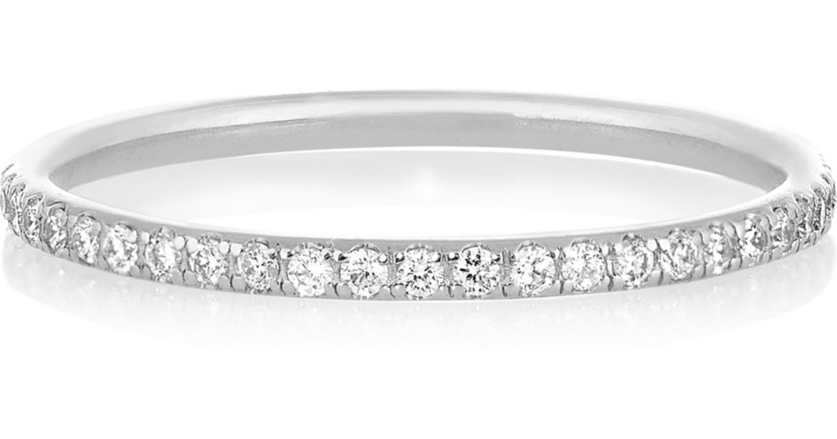 alb one diamond rose row nicole bangles bangle eternity