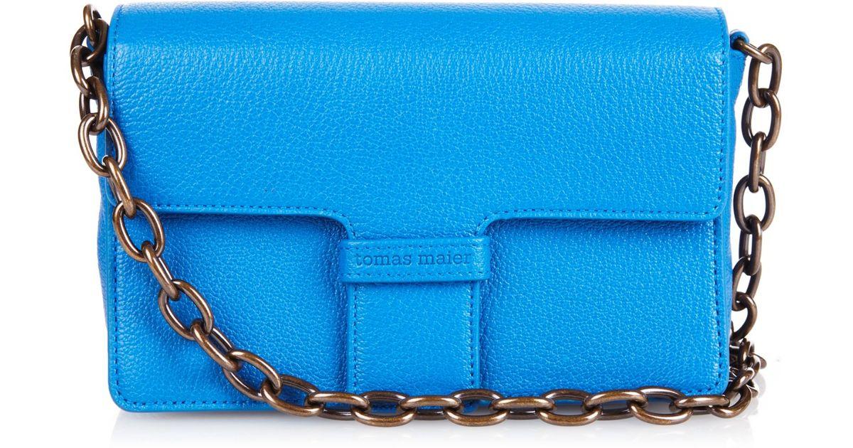 crossbody pouch - Blue Tomas Maier 5Q8tWQqOcp