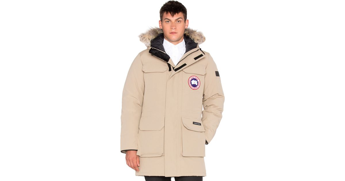 canada goose at macy's