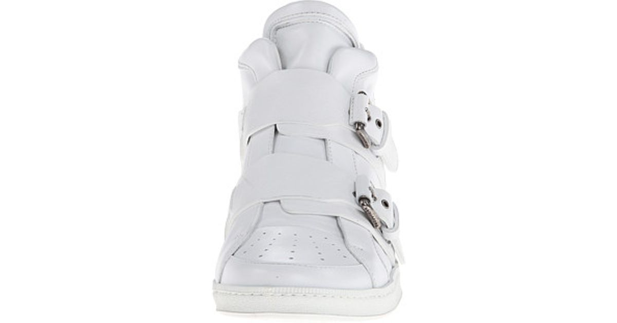60bc5996d0a Lyst - DSquared² Cool Jerk High Top Sneaker in White for Men