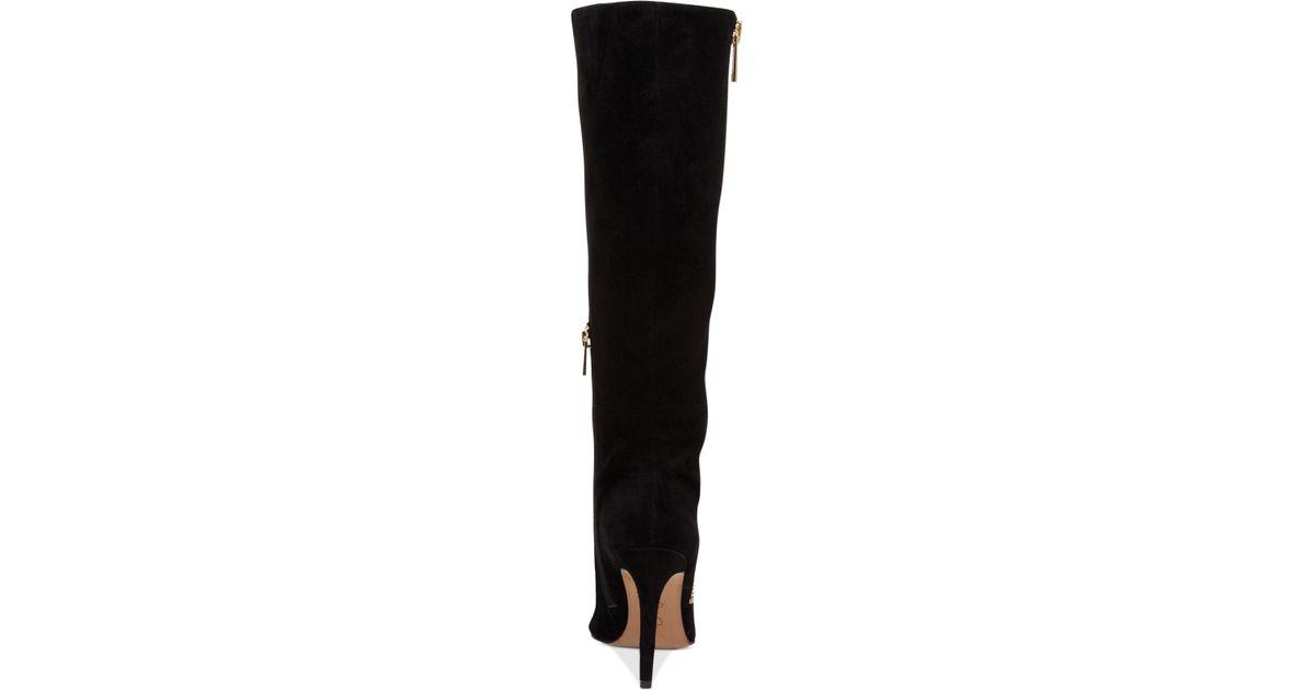 8ac26ee850e Jessica Simpson - Black Capitani Dress Boots - Lyst